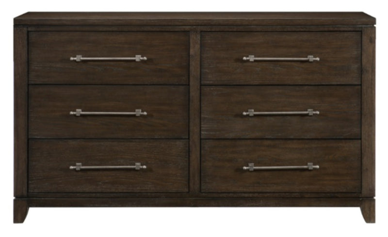 Homelegance Griggs Dresser in Dark Brown 1669-5 image