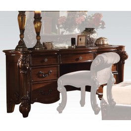 Acme Vendome Vanity Desk in Cherry 22009 image