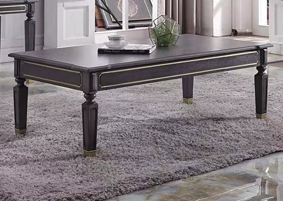 Acme Furniture House Marchese Coffee Table in Tobacco 88860 image