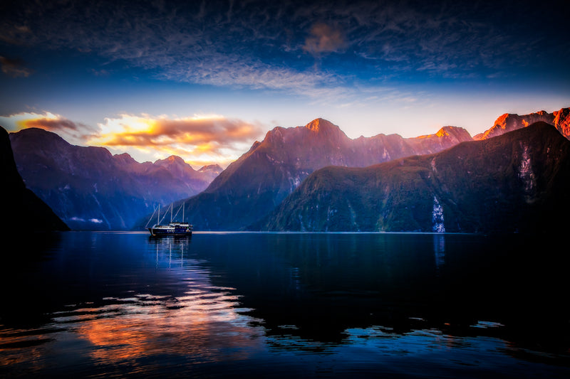 Milford Sound 'First Light'