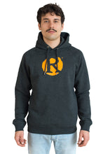 "Lade das Bild in den Galerie-Viewer, Hoodie ""R Orange"" Unisex"