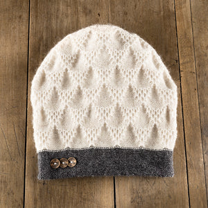 Superscale Duo Hat in slate/muslin