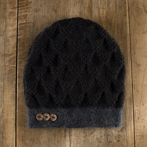 Superscale Duo Hat in indigo/onyx