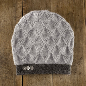 Superscale Duo Hat in slate/cloud