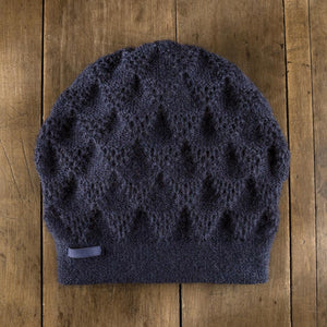 Superscale Mono Hat in navy