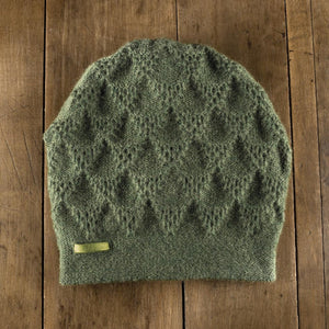 Superscale Mono Hat in leaf