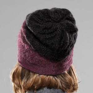 Tri-Zag Toque back
