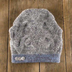 Selkirk Toque in sky storm
