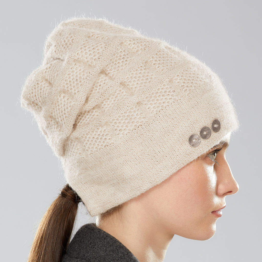 Rosseau Split Back Hat