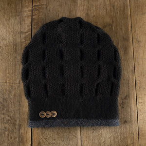Rosseau Stripe Split Back Hat