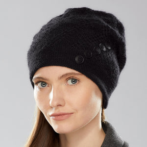 Mercury Leather Toque
