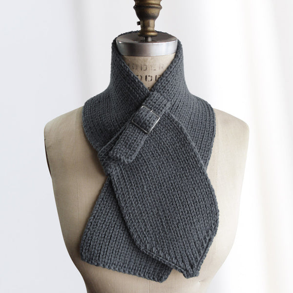 Chunky Strap Scarf
