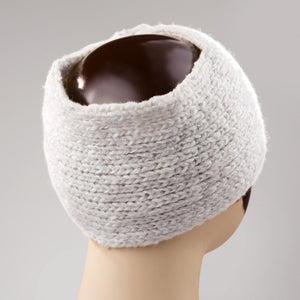 Cocoon Pleated Headband back