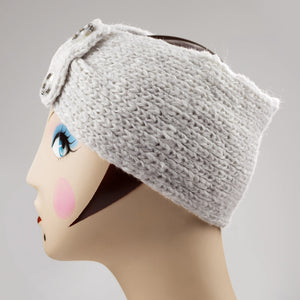 Cocoon Pleated Headband side