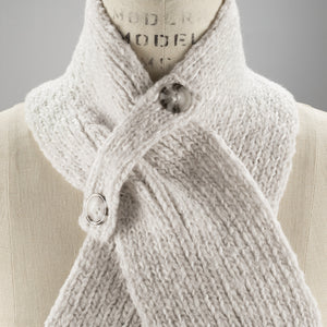 High Alpine Strap Scarf close-up