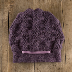 Kolapore Hat in eggplant