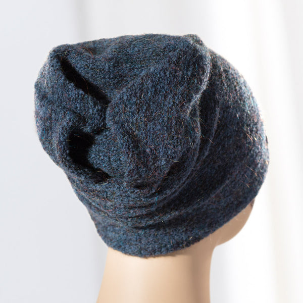 Craigleith Kerchief Hat back