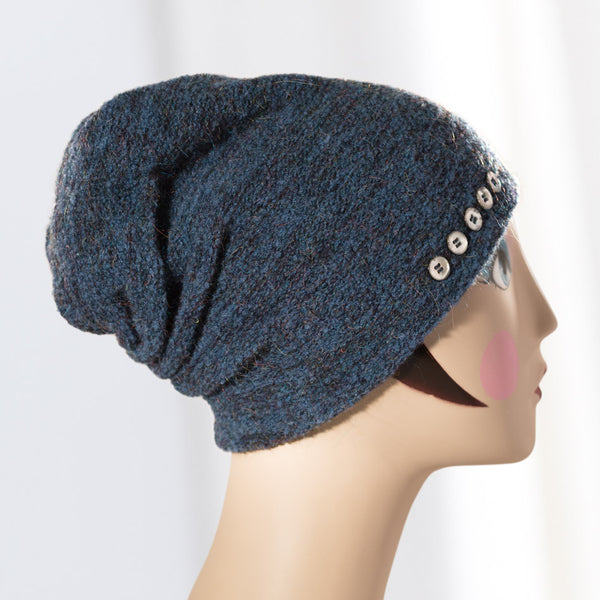 Craigleith Kerchief Hat side