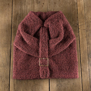 Batteaux Toque in russet