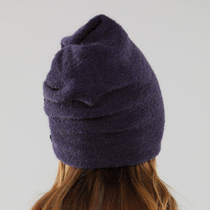 Batteaux Ruffle Toque back