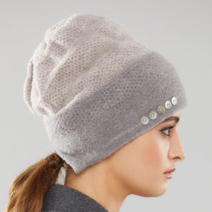 Hensall Toque side