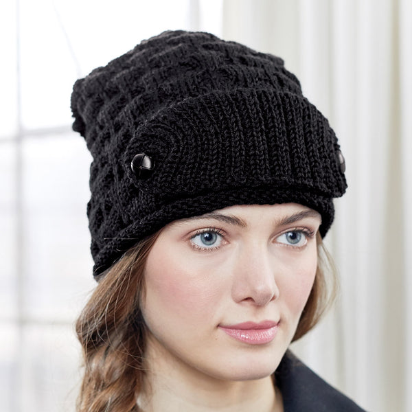Black Tusk Hat