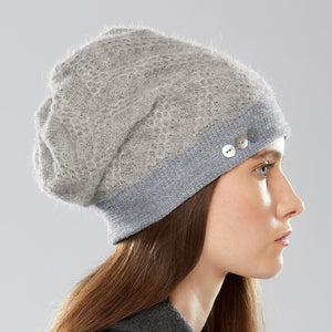 Gemini Two-Tone hat side