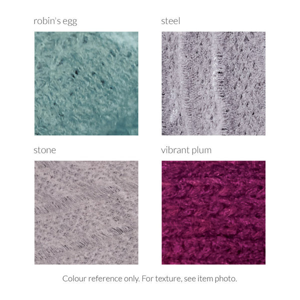 Roxton Infinity Scarf colours