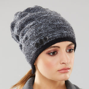 Martock Split Back Hat front