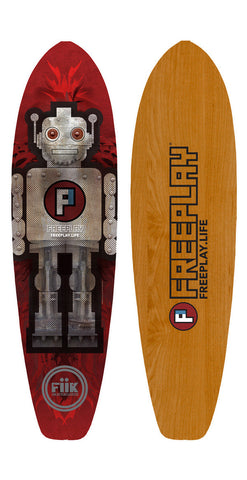 002-Red-Robot-Skateboard
