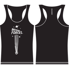 Invisible Forces Women's Tri-Blend Razor Tank
