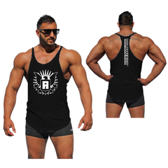 Mr. America Y-Back Stringer Tank