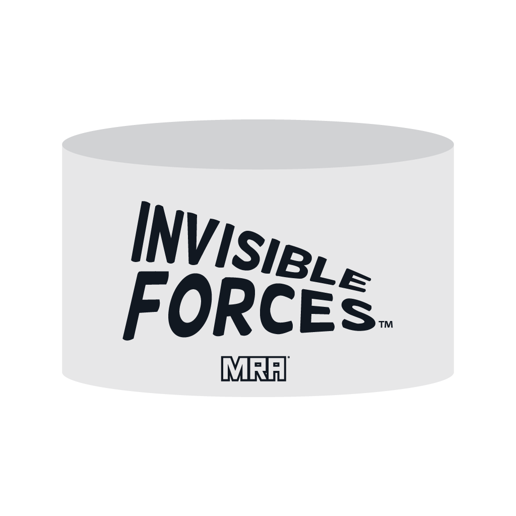Invisible Forces Adult Wristband