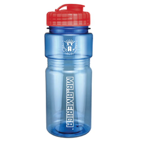 Mr. America 20 Oz. Water Bottle