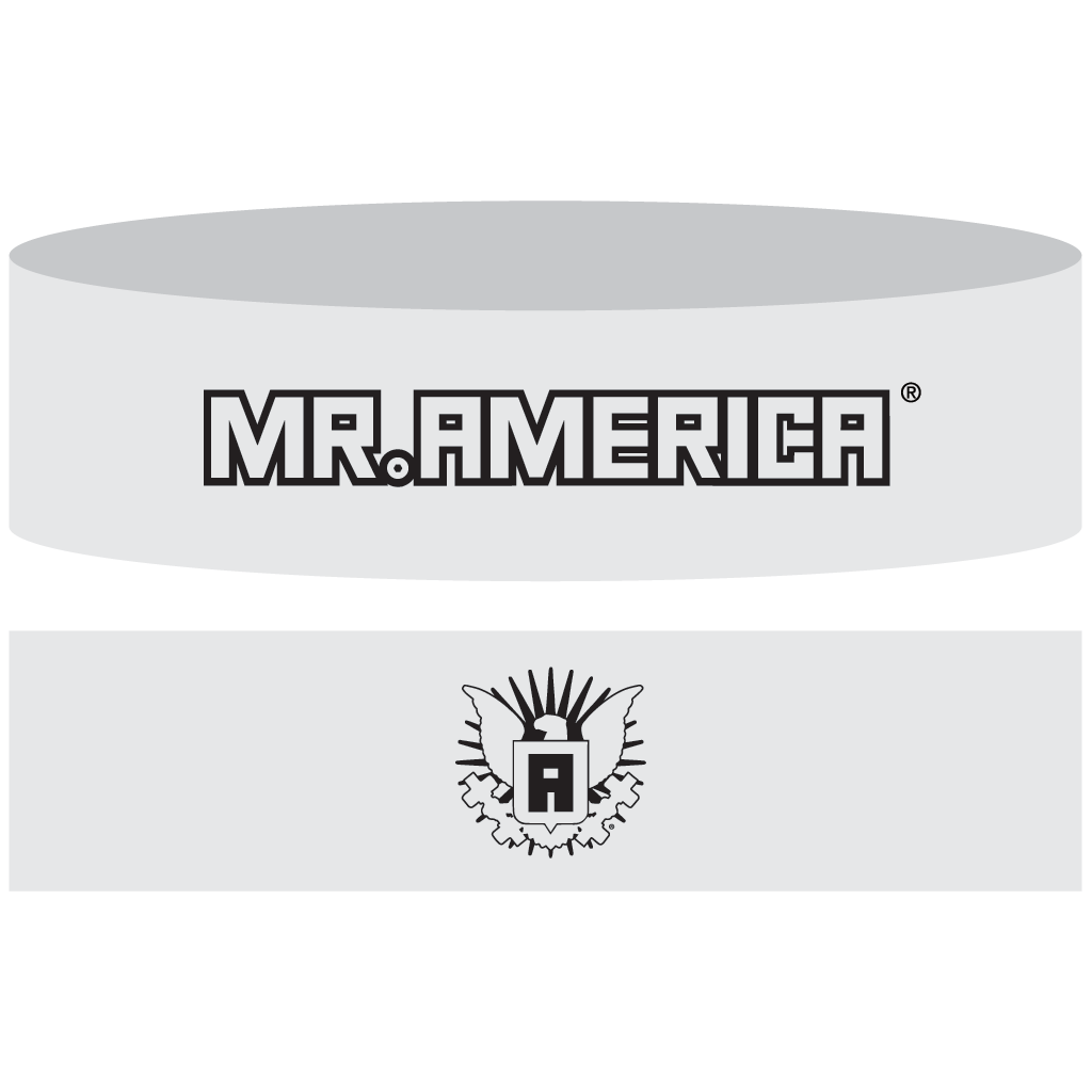 Mr. America Adult Headband