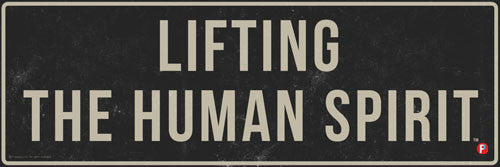 228-LIFTING THE HUMAN SPIRIT