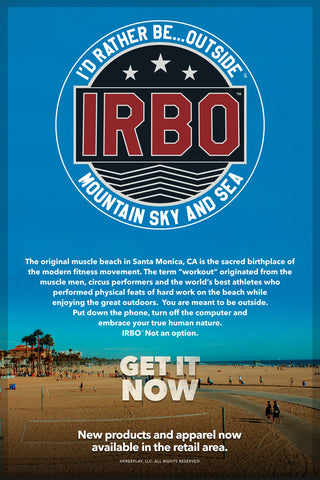 IRBO Poster
