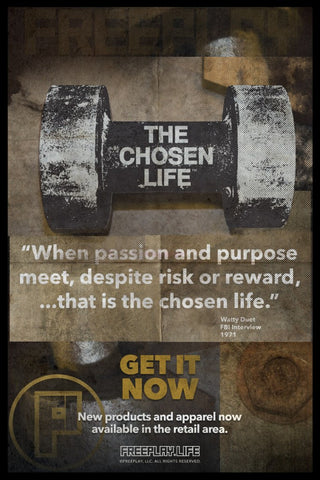 The Chosen Life Poster