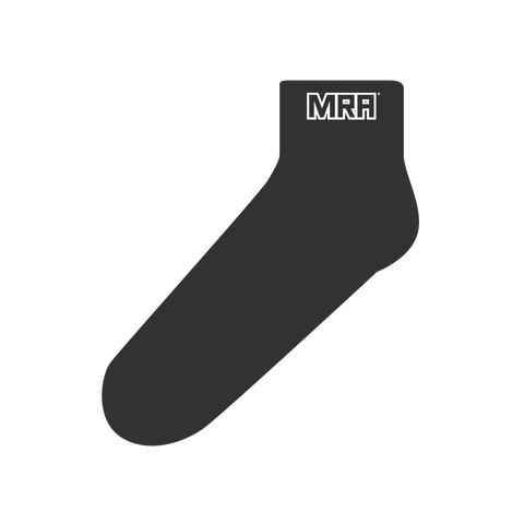 Mr. America Ankle Socks with MRA