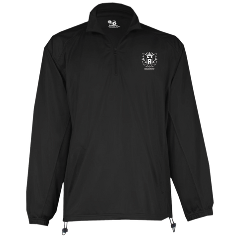 Mr. America 1/4 Zip Wind Shirt