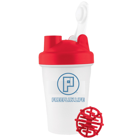 Freeplay Shaker Bottle w/Mixer Ball