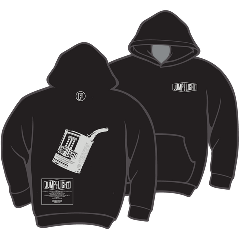 Jump the Light Challenger Pullover Hoodie