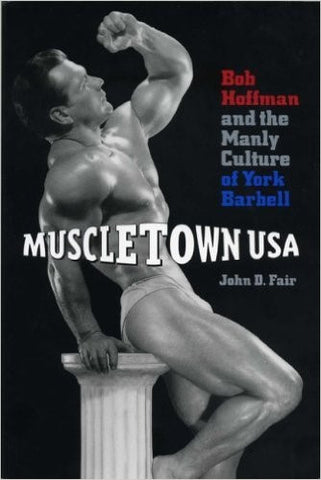 Muscletown USA Book