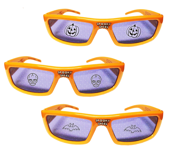 Spooky Specs 3D Glasses
