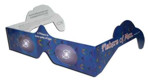 Eye Witness 3D Glasses
