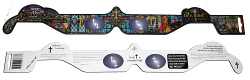 Cross 3D Glasses