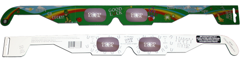 Good Luck 3D Glasses