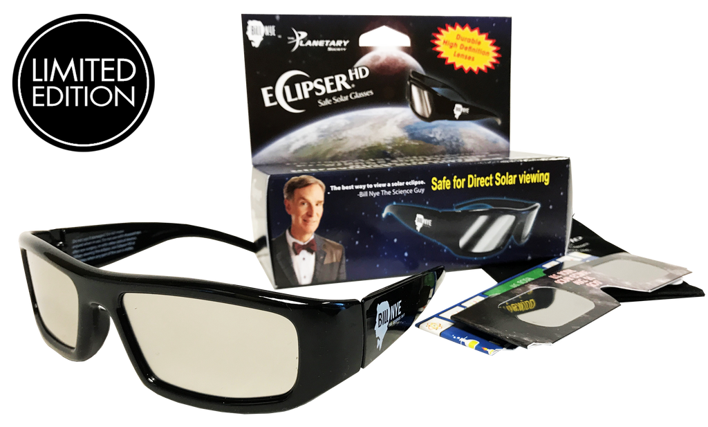 Bill Nye Plastic Glasses
