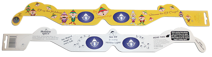 Elf 3D Glasses