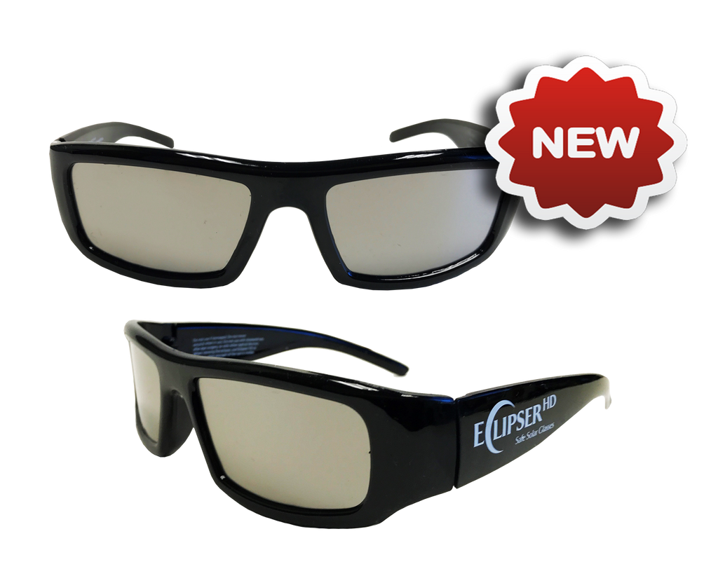 Eclipser™ HD Plastic Glasses
